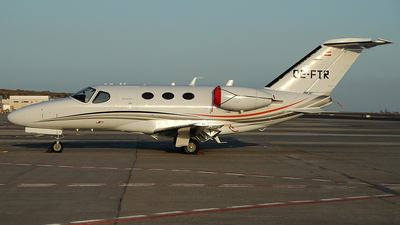 OE-FTR - Cessna 510 Citation Mustang - Private