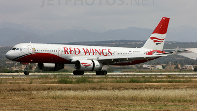 RA-64047 - Tupolev Tu-204-100B - Red Wings