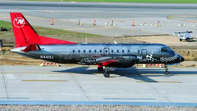 N441XJ - Saab 340B+ - Northwest Airlink (Mesaba Airlines)