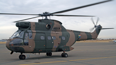175 - Denel Aviation Oryx - South Africa - Air Force