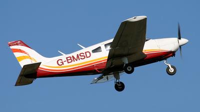 G-BMSD - Piper PA-28-181 Archer II - North London Flying School
