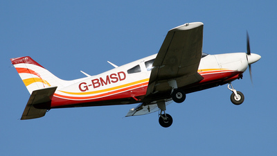A picture of GBMSD - Piper PA28181 - [287690070] - © HuwJHopkins