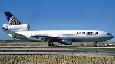 N13066 - McDonnell Douglas DC-10-30 - Continental Airlines
