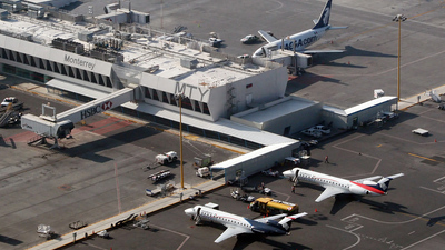 MMMY - Airport - Ramp