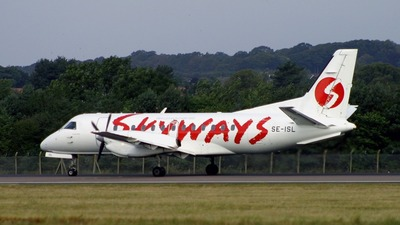 SE-ISL - Saab 340A - Skyways