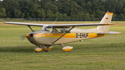 D-EHUF - Cessna 175A Skylark - Private
