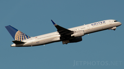 N14118 - Boeing 757-224 - United Airlines (Continental Airlines)