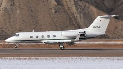 N889JC - Gulfstream G-II - Private