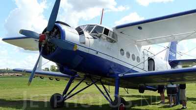 CX-CAP - Antonov An-2TD - Private