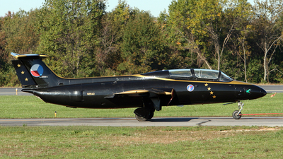 N29AD - Aero L-29 Delfin - Private