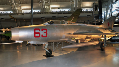 63 - Mikoyan-Gurevich MiG-21F-13 Fishbed C - Russia - Air Force