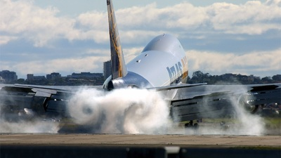 N416MC - Boeing 747-47UF(SCD) - Atlas Air