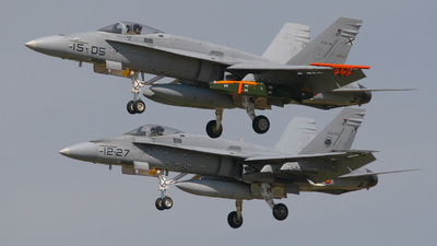 C.15-18 - McDonnell Douglas EF-18M Hornet - Spain - Air Force