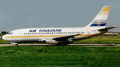 F-GLXF - Boeing 737-219(Adv) - Air Toulouse International