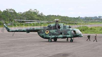 AEE-484 - Mil Mi-8 Hip - Ecuador - Ejercito