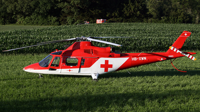 HB-XWN - Agusta A109K2 - REGA - Swiss Air Ambulance