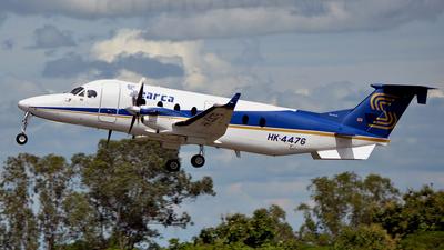 HK-4476 - Beech 1900D - Searca - Servicio Aéreo de Capurgana