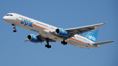 4X-BAW - Boeing 757-3E7 - Arkia Israeli Airlines