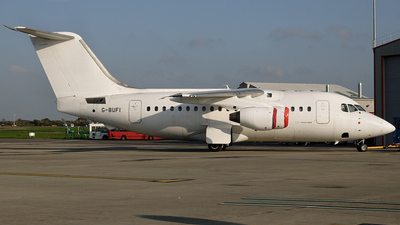 A picture of GBUFI - Avro RJ70 - [E1229] - © PAUL GARNER