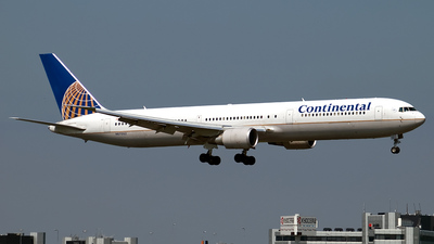 N67052 - Boeing 767-424(ER) - Continental Airlines