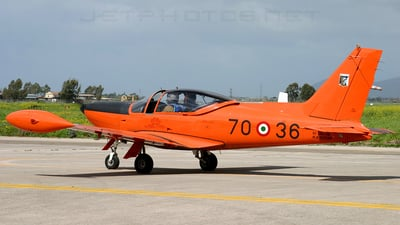 MM54528 - SIAI-Marchetti SF260AM - Italy - Air Force