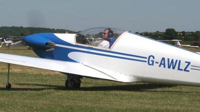 A picture of GAWLZ - SportaviaPutzer RF4D - [4099] - © Jim Groom