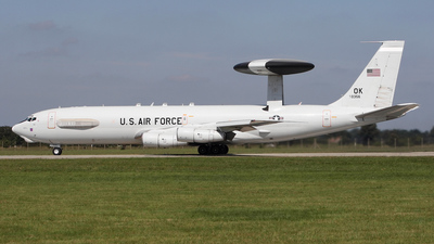 77-0356 - Boeing E-3A Sentry - United States - US Air Force (USAF)