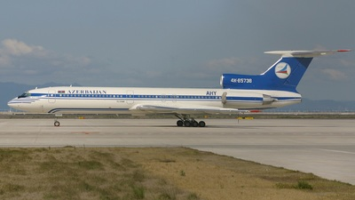4K-85738 - Tupolev Tu-154M - Azerbaijan (AHI)