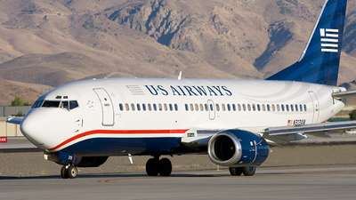N313AW - Boeing 737-3S3 - US Airways (America West Airlines)