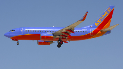 N782SA - Boeing 737-7H4 - Southwest Airlines