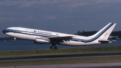 N231EA - Airbus A300B4-203 - Eastern Air Lines