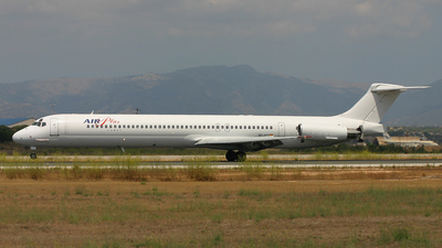 EC-JVV - McDonnell Douglas MD-82 - Air Plus Comet