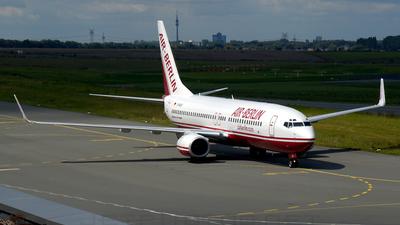 D-ABAO - Boeing 737-86J - Air Berlin