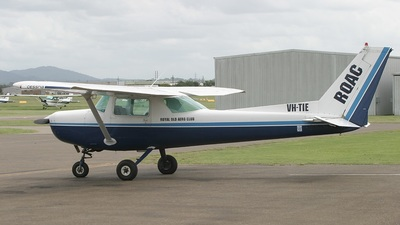 VH-TIE - Cessna 152 - Aero Club - Royal Queensland