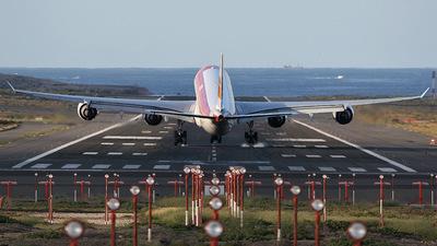 EC-INO - Airbus A340-642 - Iberia