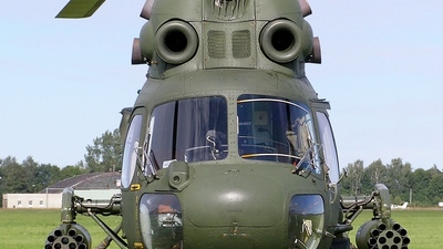 6945 - PZL-Swidnik Mi-2 Hoplite - Poland - Army