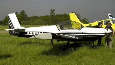 G-EEZZ - Zenair Zodiac CH 601XL - Private