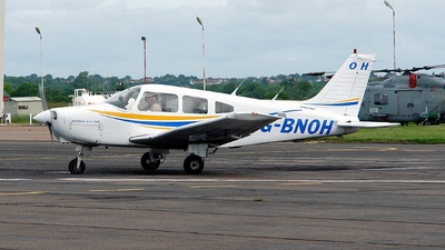 A picture of GBNOH - Piper PA28161 - [2816016] - © Markus Hillman