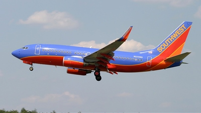 N223WN - Boeing 737-7H4 - Southwest Airlines