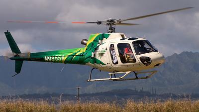 N985SA - Eurocopter AS 350B2 Ecureuil - Safari Helicopters