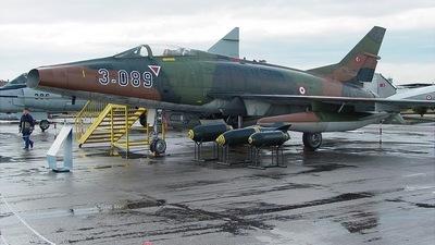 54-2089 - North American F-100C Super Sabre - Turkey - Air Force