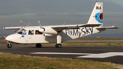 ZK-DLA - Britten-Norman BN-2B-26 Islander - FlyMySky