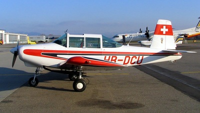 HB-DCU - Varga 2180 Kachina - Private