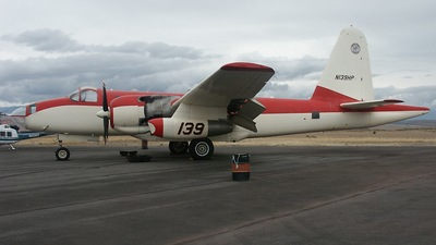 N139HP - Lockheed P-2H Neptune - Hawkins & Powers Aviation