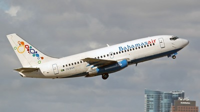 C6-BGK - Boeing 737-275(Adv) - Bahamasair