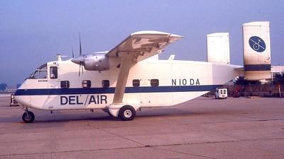N10DA - Short SC-7 Skyvan - Del Air