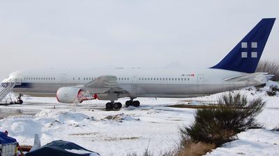 HB-JJG - Boeing 767-306(ER) - PrivatAir