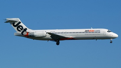 VH-LAX - Boeing 717-2K9 - Jetstar Airways