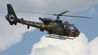 4190 - Aérospatiale SA 342M Gazelle - France - Army