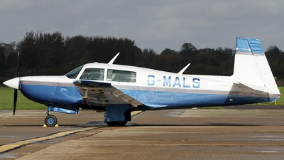 A picture of GMALS - Mooney M20K - [250573] - © Martin Stephen